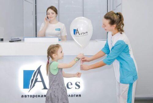 Поход в детскую стоматологию