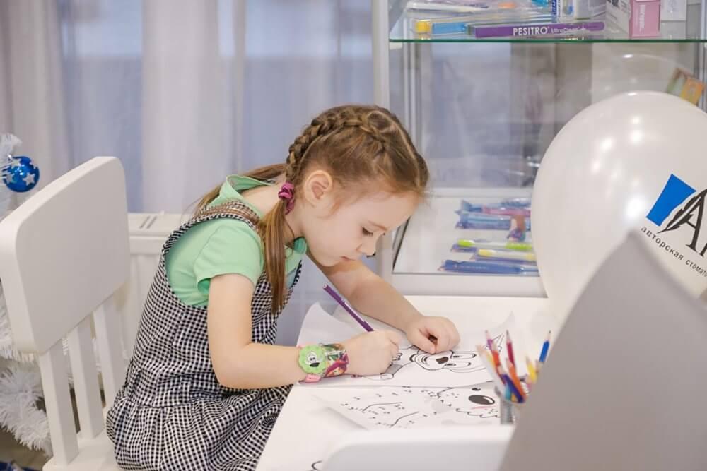 Детская стоматология - детский уголок